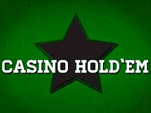 Игровой автомат Casino Hold'em в казино Вулкагн