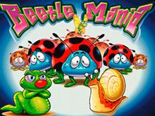 Beetle Mania (Novomatic) – виртуальный аппарат с щедрым кредитом в демо-режиме