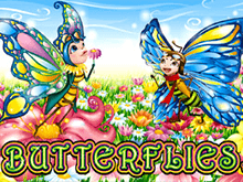 Butterflies – онлайн слот для азартных пользователей