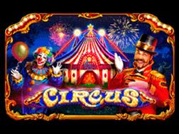 Виртуальный игровой аппарат Цирк в казино
