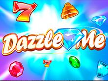 Игровой онлайн аппарат Dazzle Me с крупными выигрышами