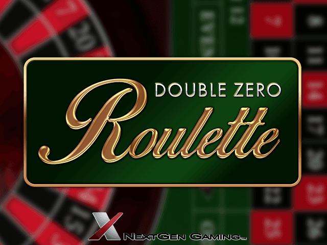Double Zero Roulette